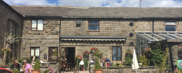 The Grouse Inn Froggatt